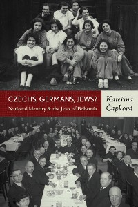 Cover Czechs, Germans, Jews?