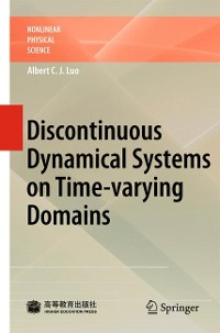 Cover Discontinuous Dynamical Systems on Time-varying Domains