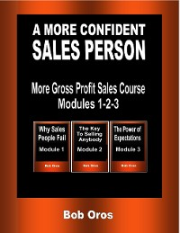Cover A More Confident Sales Person