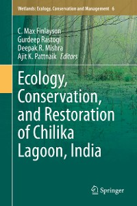 Cover Ecology, Conservation, and Restoration of Chilika Lagoon, India