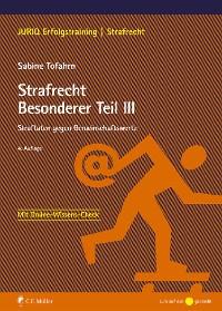 Cover Strafrecht Besonderer Teil III
