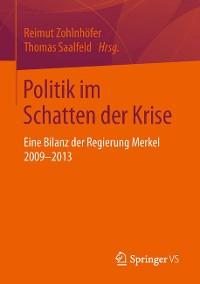 Cover Politik im Schatten der Krise