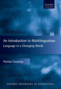 Cover Introduction to Multilingualism
