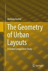 Cover The Geometry of Urban Layouts