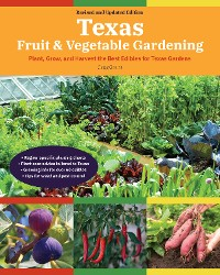 Cover Texas Fruit & Vegetable Gardening, 2nd Edition