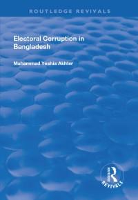 Cover Electoral Corruption in Bangladesh