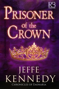 Cover Prisoner of the Crown