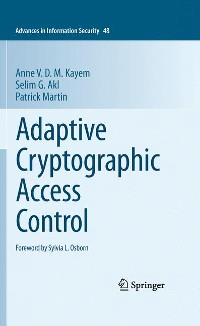 Cover Adaptive Cryptographic Access Control
