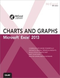 Cover Excel 2013 Charts and Graphs