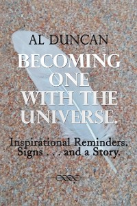 Cover Becoming One with the Universe.