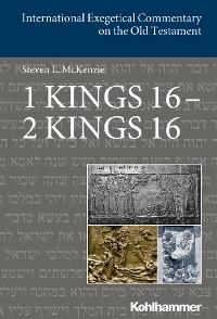 Cover 1 Kings 16 - 2 Kings 16
