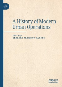 Cover A History of Modern Urban Operations