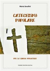 Cover Catechismo popolare per la libera pensatrice
