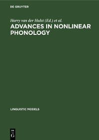 Cover Advances in Nonlinear Phonology