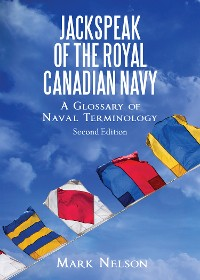Cover Jackspeak of the Royal Canadian Navy