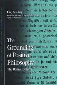 Cover Grounding of Positive Philosophy, The