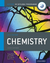 Cover Oxford IB Diploma Programme: Chemistry Course Companion