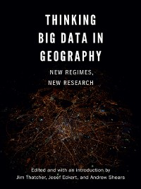 Cover Thinking Big Data in Geography