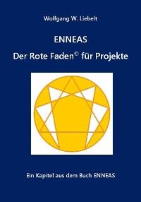 Cover Der Rote Faden für Projekte