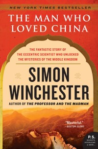 Cover Man Who Loved China