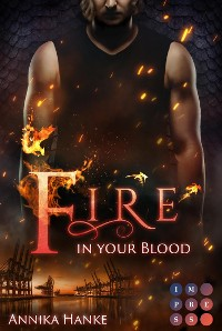 Cover Die Drachenwandler 2: Fire in your Blood