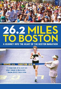 Cover 26.2 Miles to Boston