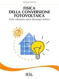 Cover Fisica della conversione fotovoltaica