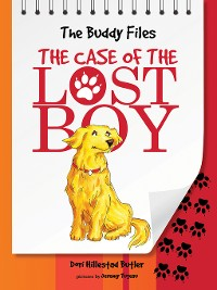 Cover The Case of the Lost Boy