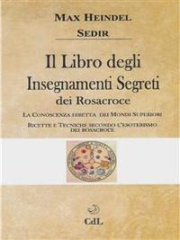 Cover Il Libro degli Insegnamenti Segreti dei Rosacroce