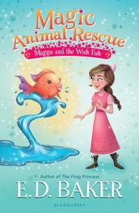 Cover Magic Animal Rescue 2: Maggie and the Wish Fish