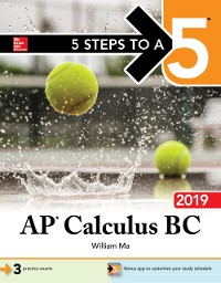 Cover 5 Steps to a 5: AP Calculus BC 2019