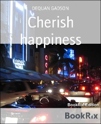 Cover Cherish happiness