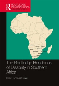 Cover Routledge Handbook of Disability in Southern Africa