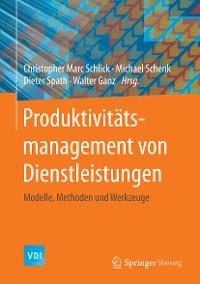 Cover Produktivitätsmanagement von Dienstleistungen