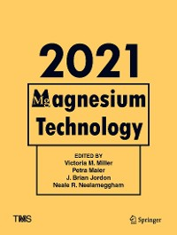 Cover Magnesium Technology 2021