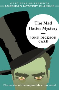 Cover The Mad Hatter Mystery