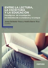 Cover Entre la lectura, la escritura y la educación