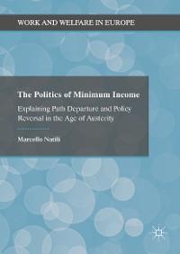 Cover The Politics of Minimum Income