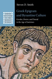 Cover Greek Epigram and Byzantine Culture