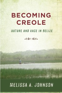 Cover Becoming Creole