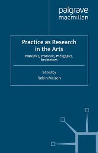Cover Practice as Research in the Arts
