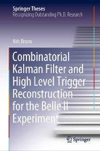 Cover Combinatorial Kalman Filter and High Level Trigger Reconstruction for the Belle II Experiment