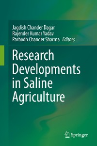 Cover Research Developments in Saline Agriculture