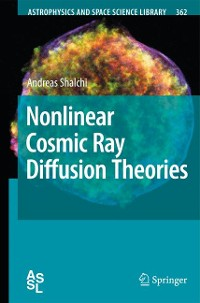 Cover Nonlinear Cosmic Ray Diffusion Theories