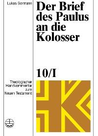 Cover Der Brief des Paulus an die Kolosser