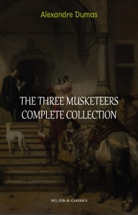 Cover Three Musketeers Collection