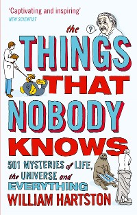 Cover The Things that Nobody Knows