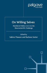 Cover On Willing Selves