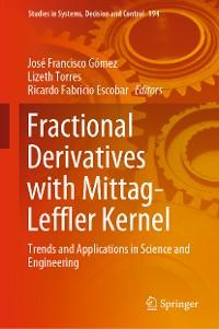 Cover Fractional Derivatives with Mittag-Leffler Kernel