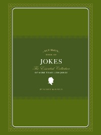 Cover Ultimate Book of Jokes